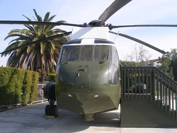 Richard Nixon helicopter
