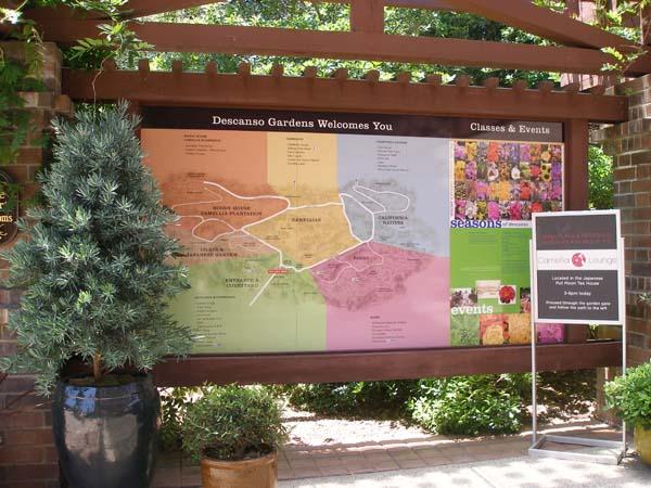 Descanso Gardens La Canada