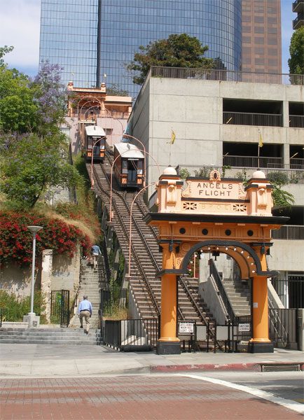 Los Angeles Downtown Angel's Flight