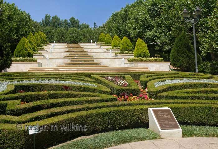 gardens of the world french garden