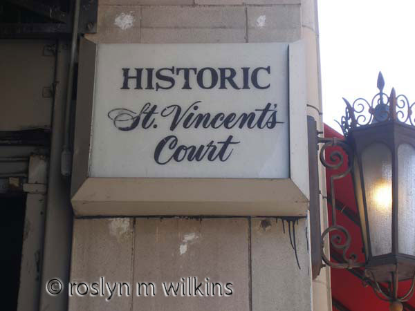 historic st. vincent's court