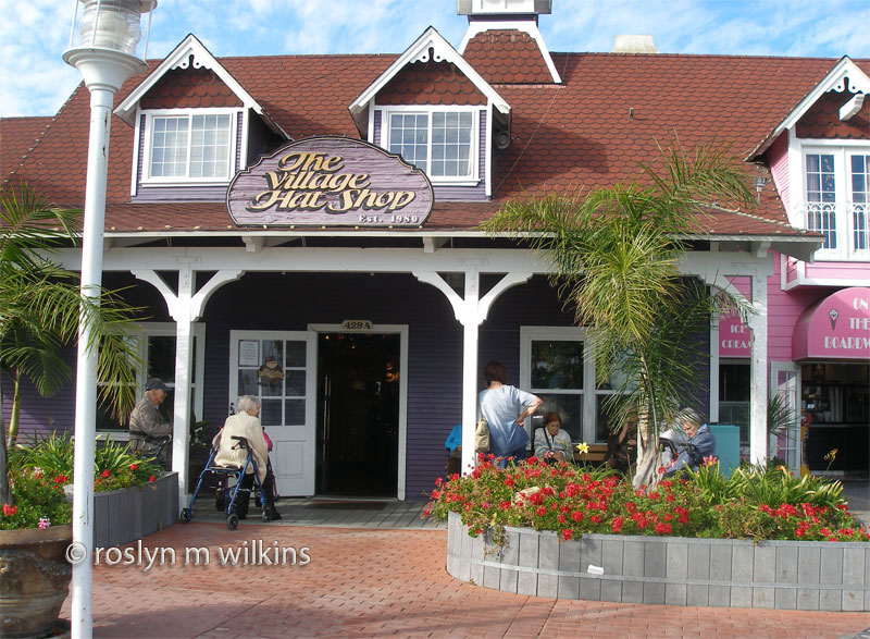 The Village Hat Shop at Shoreline Village