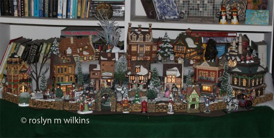 dickens-village