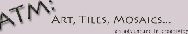 Art, Tiles, Mosaics banner