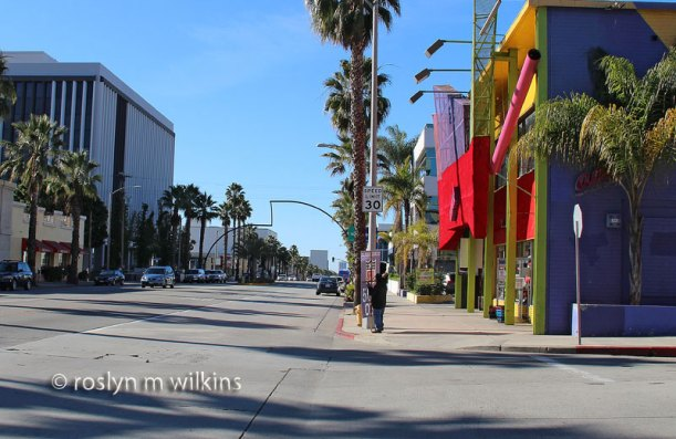westwood to santa monica walk