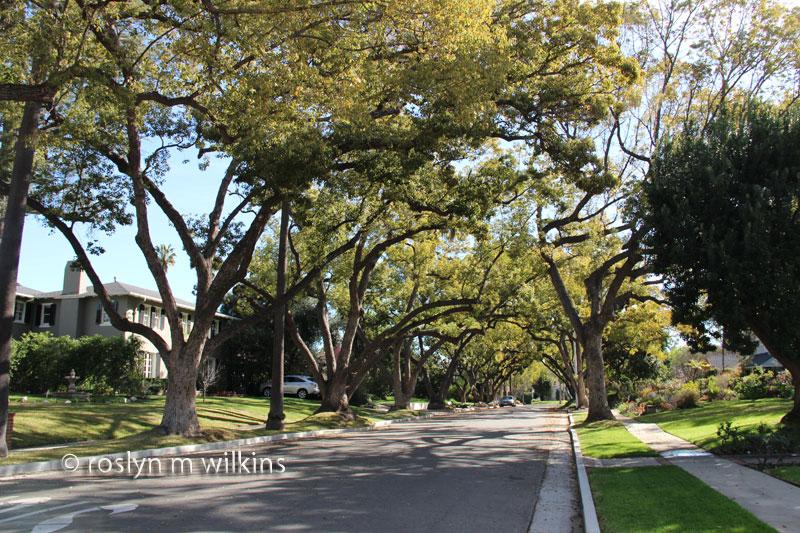 Pasadena greene & greene walk