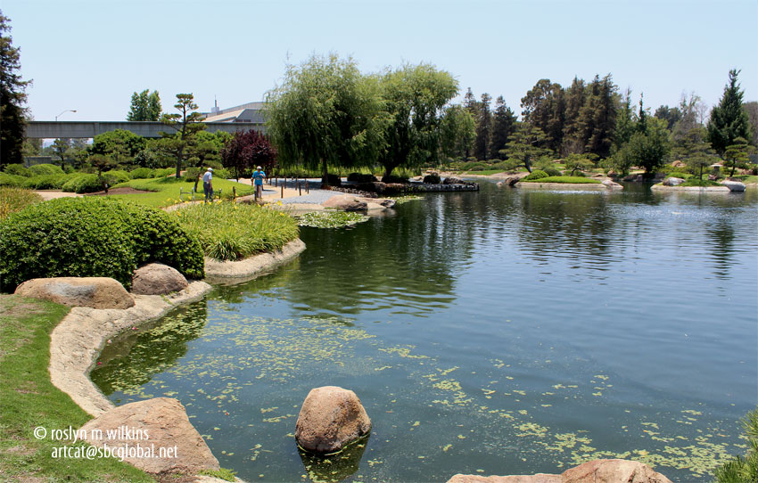 the japanese garden at the tillman water reclamation plant rmw the blog