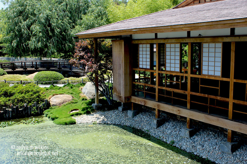 The japanese garden rmw the blog for Japanese house garden