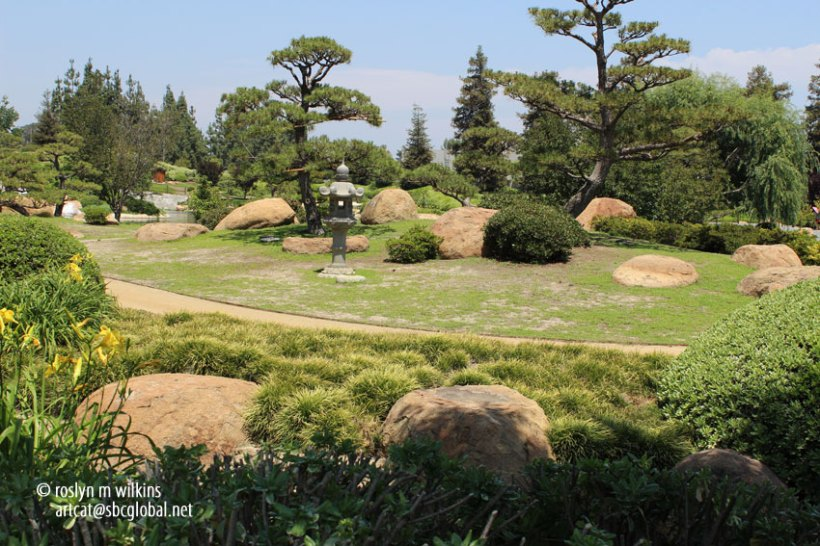 The Japanese Garden At The Tillman Water Reclamation Plant