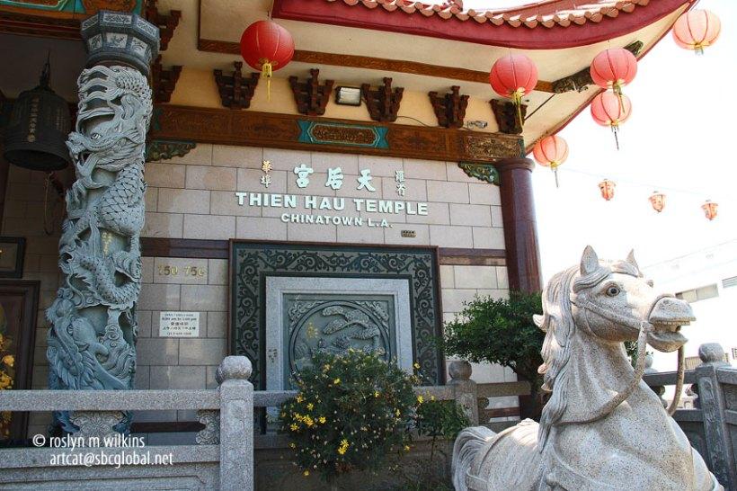 los-angeles-chinatown Thien Hau Temple