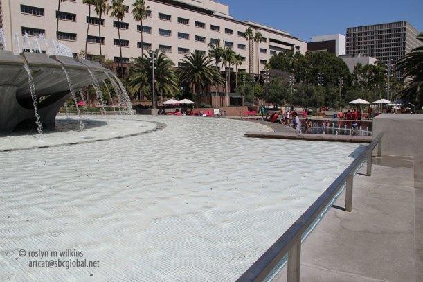 Los Angeles Grand park