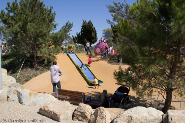 santa monica tongva park