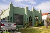 A Moorish castle?