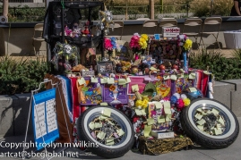 For motorcyclists killed on the road