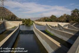 Concrete channels