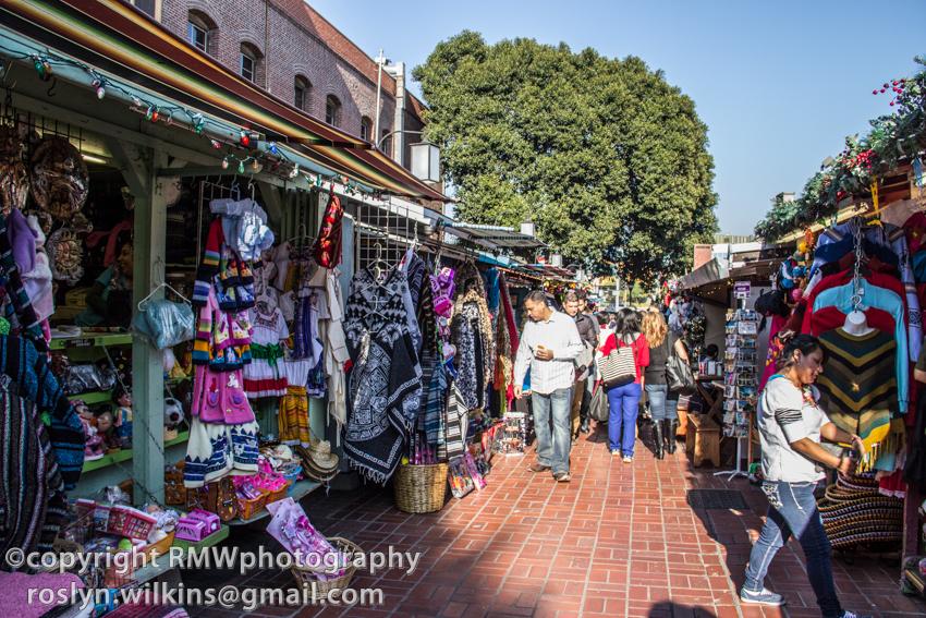 Olvera Street And La Plaza Los Angeles Rmw The Blog