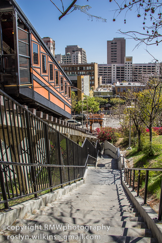 angels flight los angeles