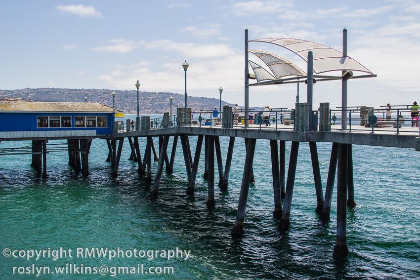 Redondo beach pier rmw the blog for Redondo beach pier fishing