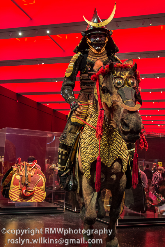 LACMA samurai exhibit