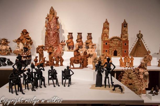 Iberoamerican exhibit at Natural History Museum