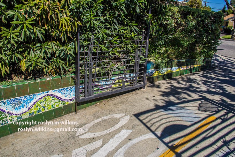 rivers of the world mural culver city