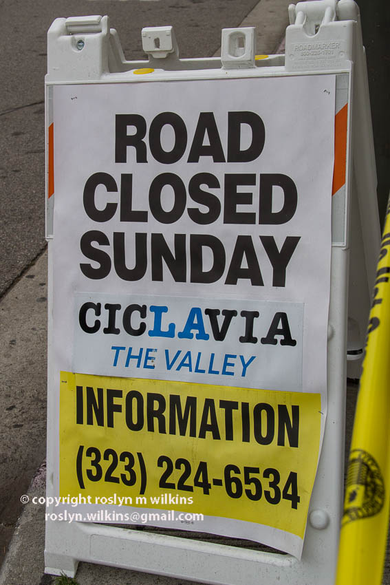 valley cicLAvia 2015