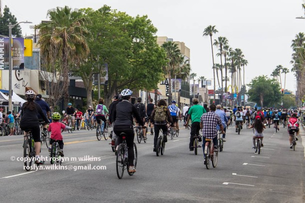 CicLAvia Valley