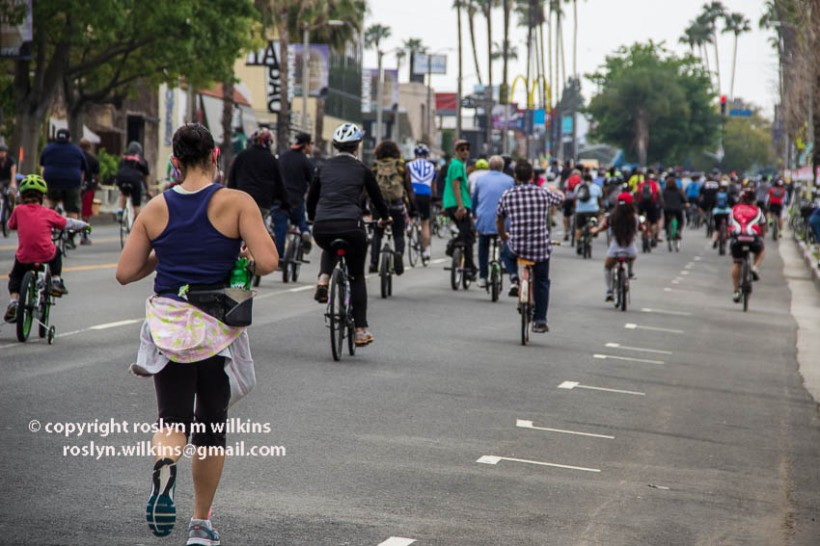 valley cicLAvia