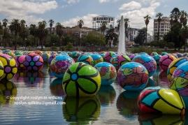 MacArthur Park spheres