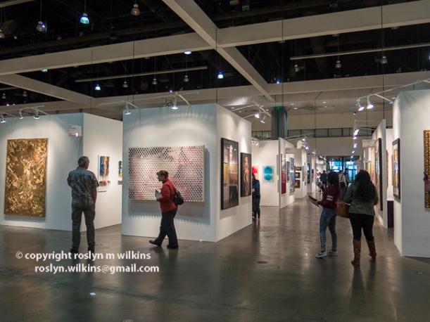 LA Art Show 2016