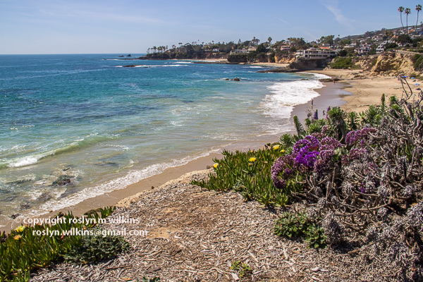 Laguna Beach has a mild Mediterranean climate with abundant sunshine all year.