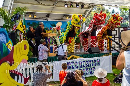echo park lotus festival