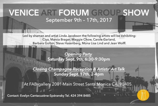 art forum art show